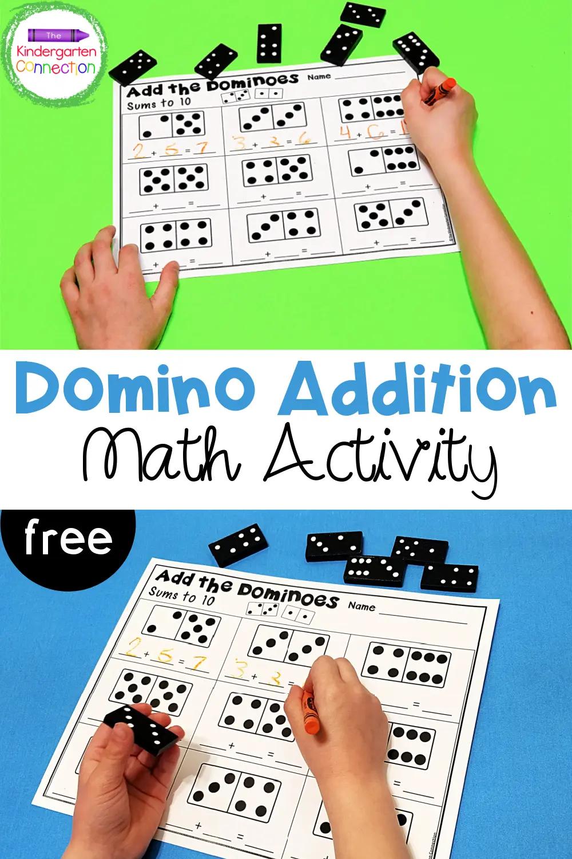 Domino Addition Printables In 2021 Addition Printables Math Fact Fluency Addition Kindergarten [ 1500 x 1000 Pixel ]