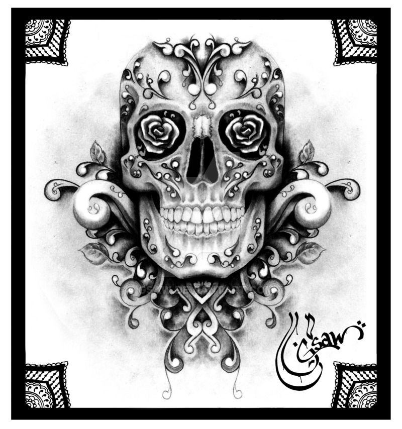 sweet death by Gsaw on DeviantArt Tattoo wants Pinterest