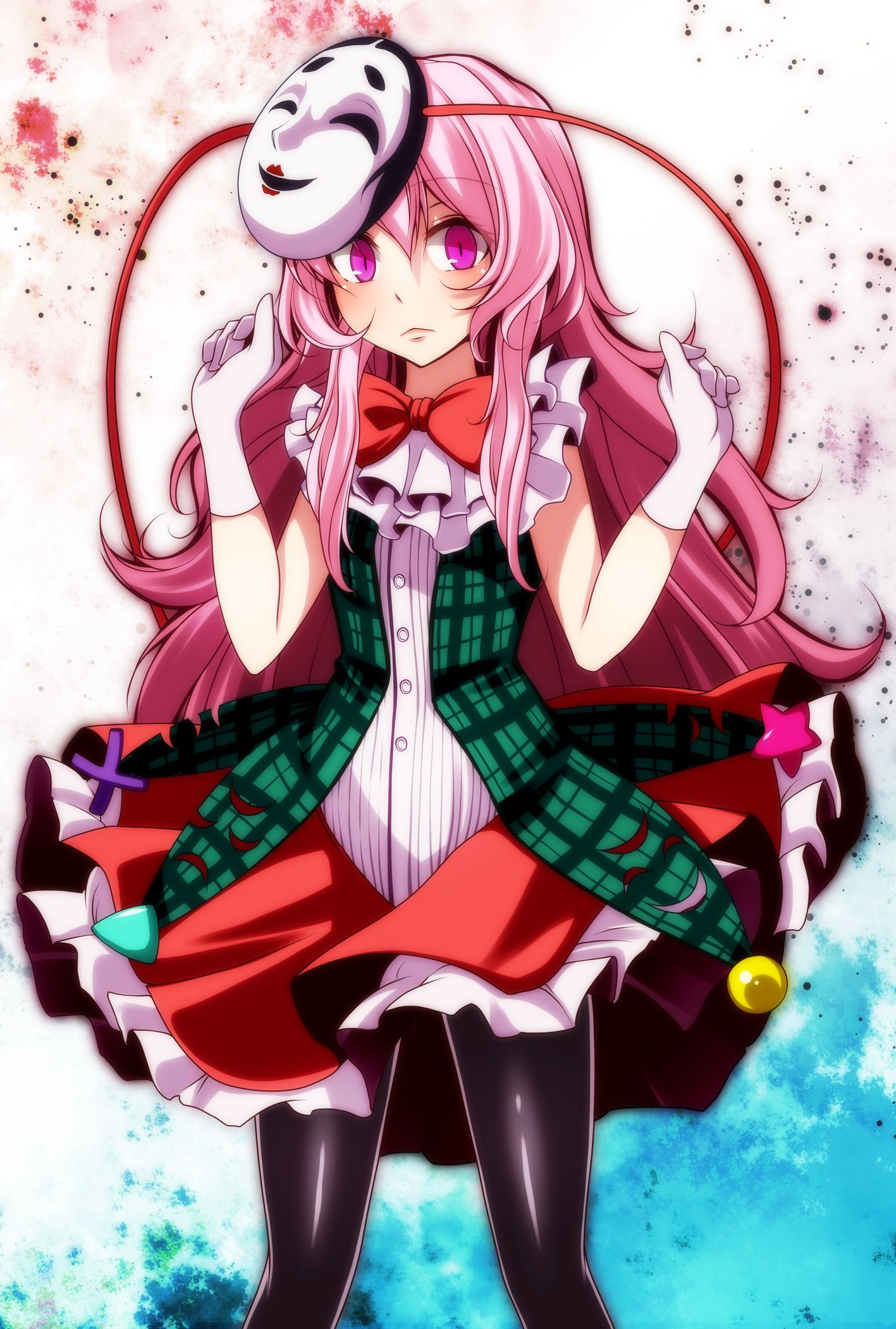 Anime image by Jeanelly Castro on Touhou Kokoro, Anime