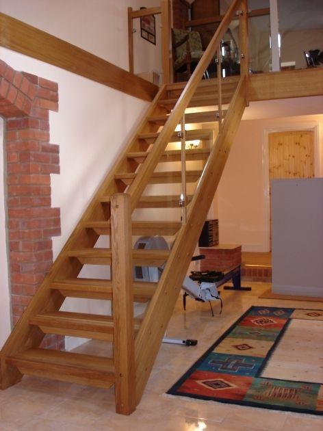 Best Inspiring Bespoke Wooden Staircase Designs Alton Hampshire 640 x 480