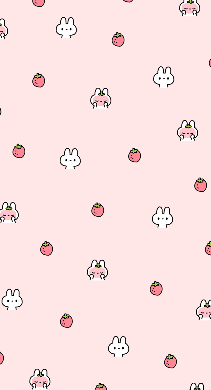 Be Positive Strawberry Wallpapers From Phonethemeshop Wallpaper Iphone Cute Cute Pastel Wallpaper Cute Patterns Wallpaper • kawaii pink milk pastel strawberry strawberry milk shizukitty •. wallpaper iphone cute
