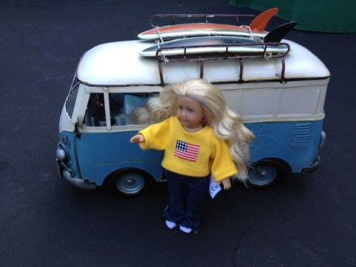 Mini Caroline�s Road Trip