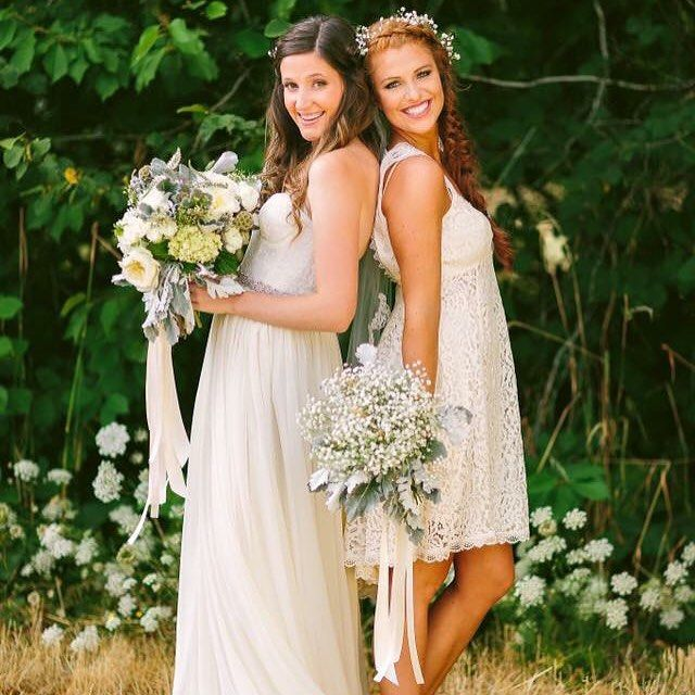 Roloff Farms Wedding: Tori And Audrey Roloff Now Sisters:) Love This Girl And