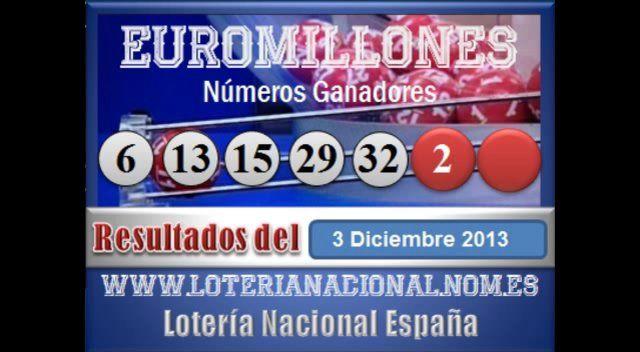 Euromillones Resultados Del Martes 3 De Diciembre 2013 Candy Bar