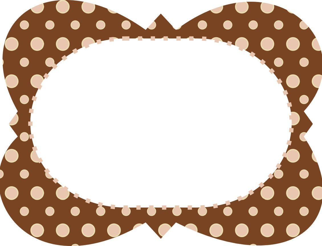 dots brown randen en patronen printables pinterest brown clip rh pinterest com Family Clip Art Scrapbook Embellishment Scrapbook Clip Art