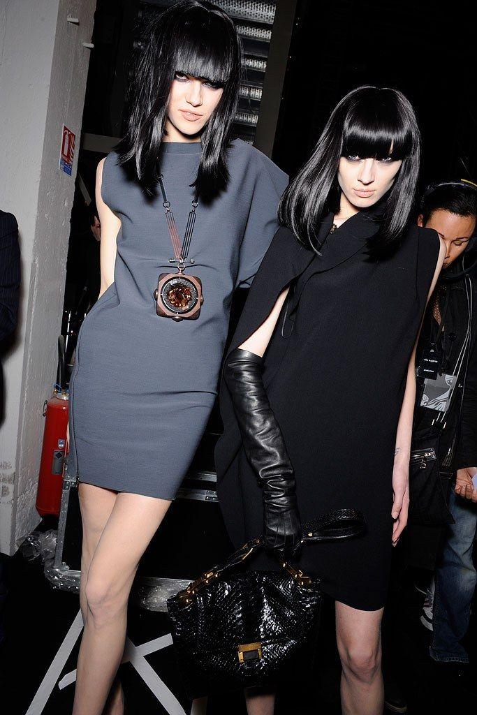 Lanvin Fall 2010 Ready-to-Wear Fashion Show Beauty