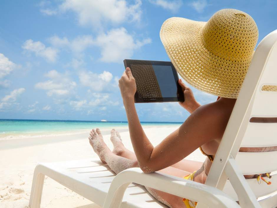 From big-bet debuts to money-in-the-bank authors, we've got the best books you should take on vacation with you