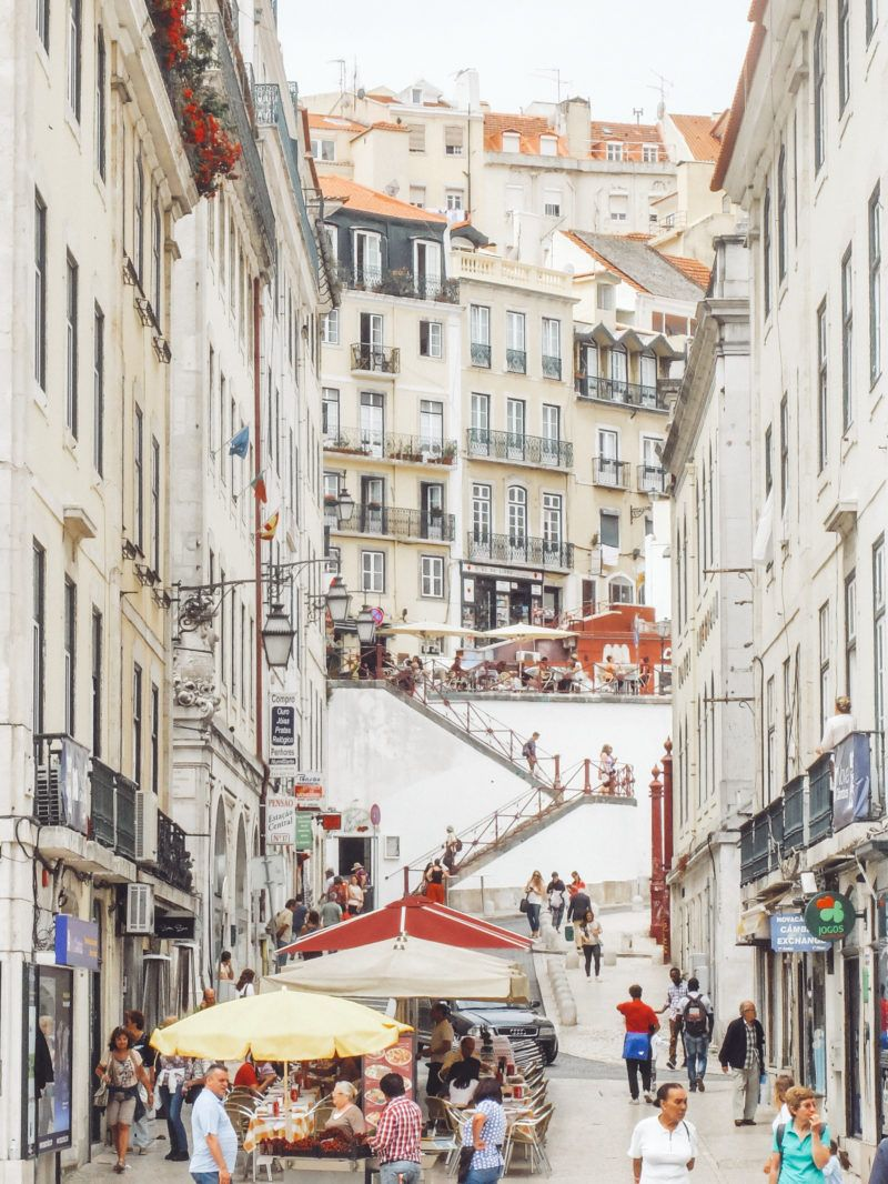 The Complete Lisbon Travel Guide | Olivia Leaves