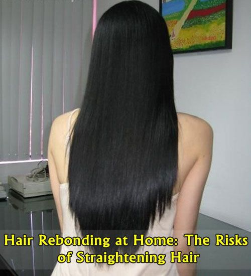 What Is Hair Rebonding How To Take Care Of Rebonded Hair Rebonded Hair Hair Beauty Hair