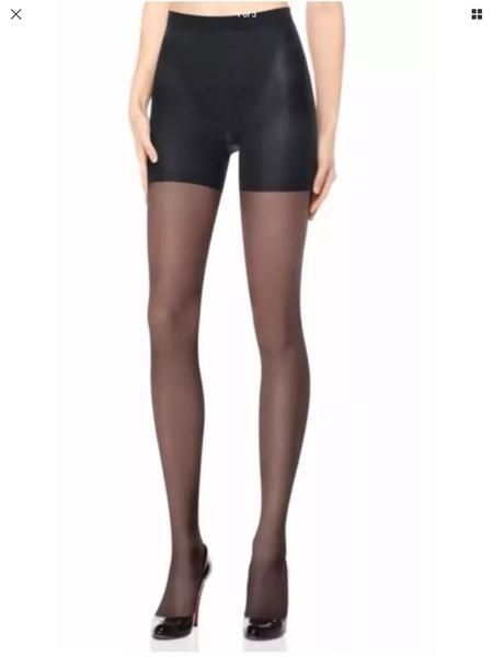 222cbdaf6 About this item Features 81% Nylon Flatter your legs with these medium control  pantyhose Shapes tummy