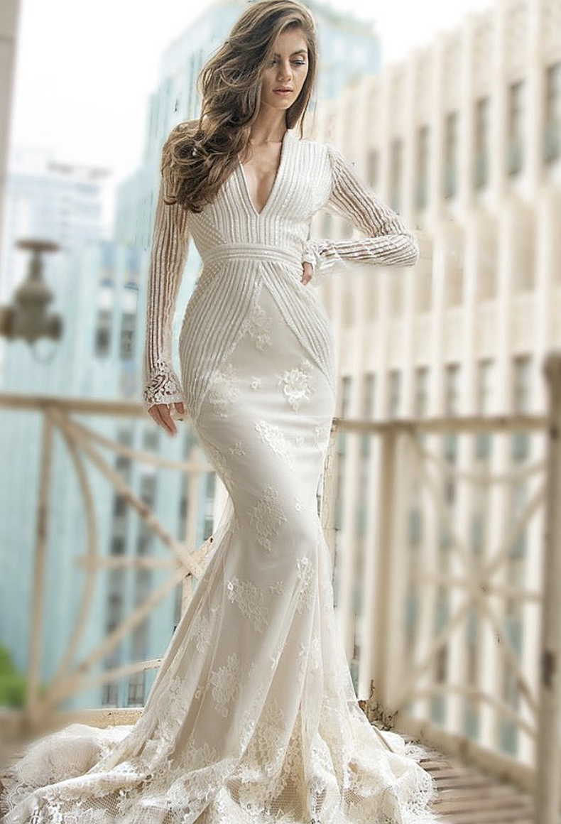 Aria Ryan And Walter Bridal Couture Beverly Hills Collection