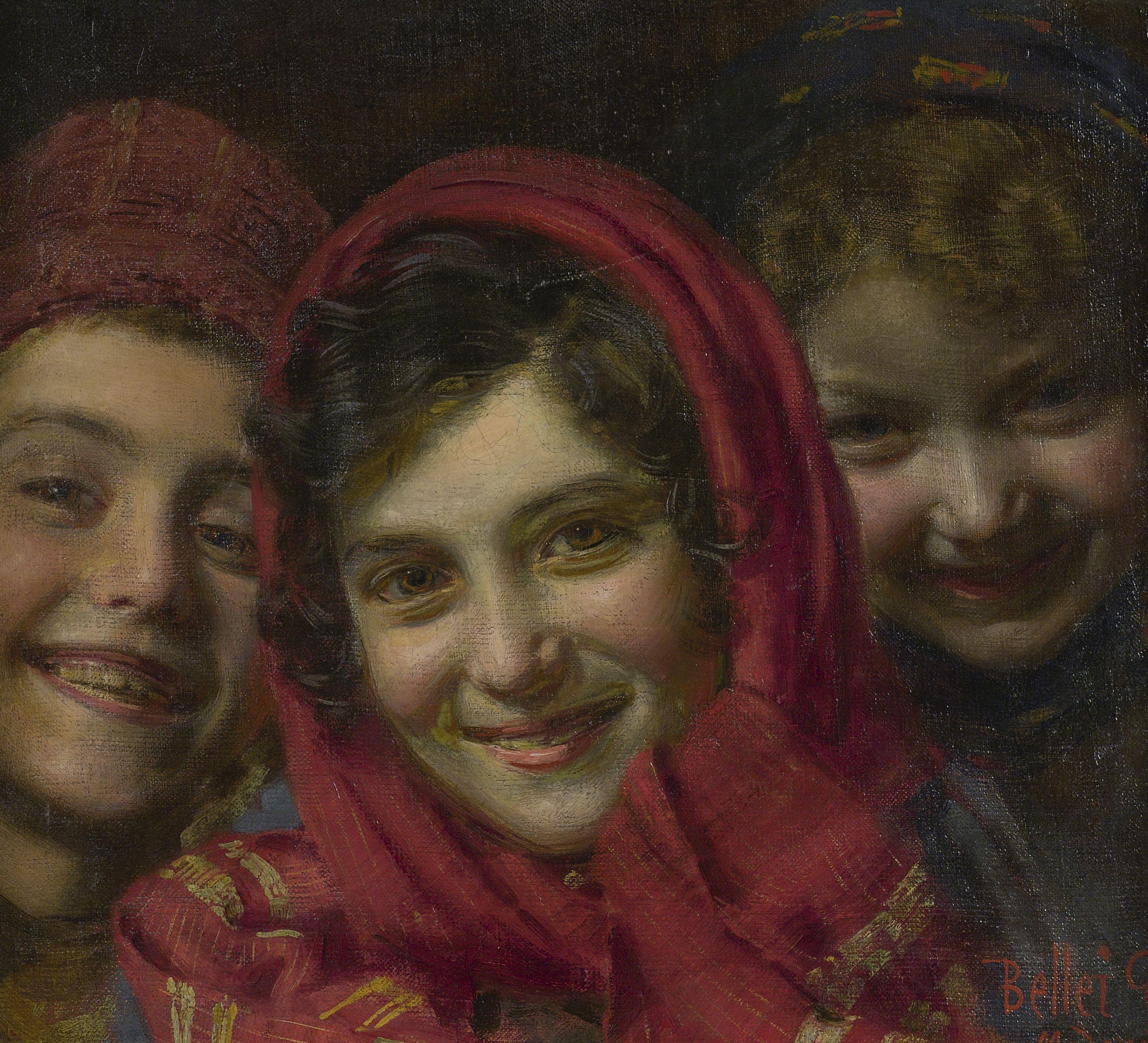 Gaetano Bellei (1857 – 1922) – Pintor Italiano_12