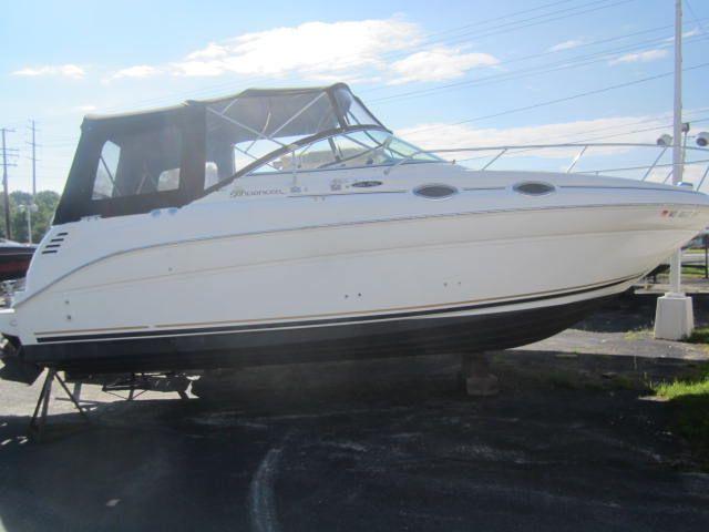 Sold Riverside Marine Essex Md 2003 Sea Ray 260 Sundancer For