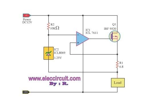 meet constant current source circuits ideas for you electronicssometimes we need a constant supply to the load to prevent damage to the load for example, when we apply a voltage that ever changing to leds