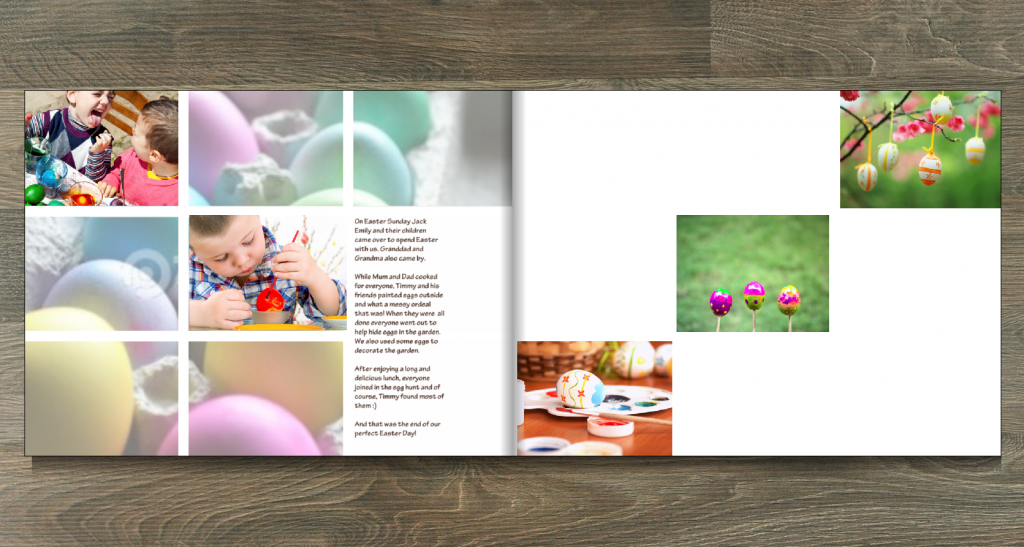 It's the easiest way to create designs for your photo book that ...