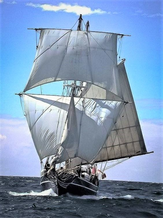 "The Sailing Ship ""Playfair"""
