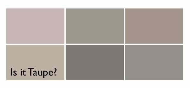 Taupe Wandfarbe totally taupe in brussels taupe house colors and color inspiration