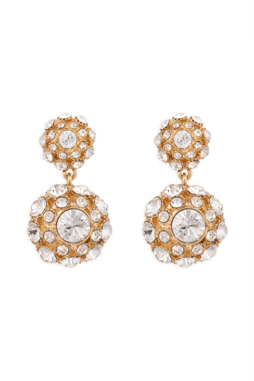 ff212809363c kate spade new york accessories Putting on the Ritz Drop Earrings ...