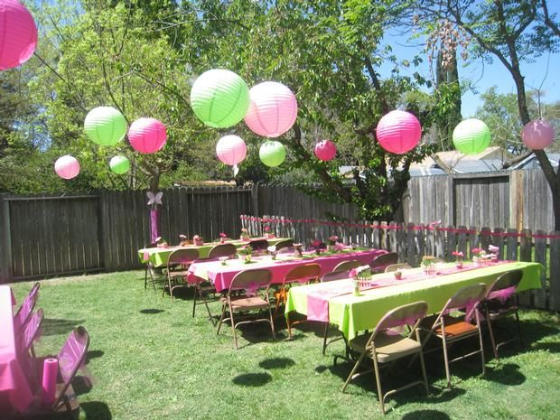 hostess with the mostess garden baby shower