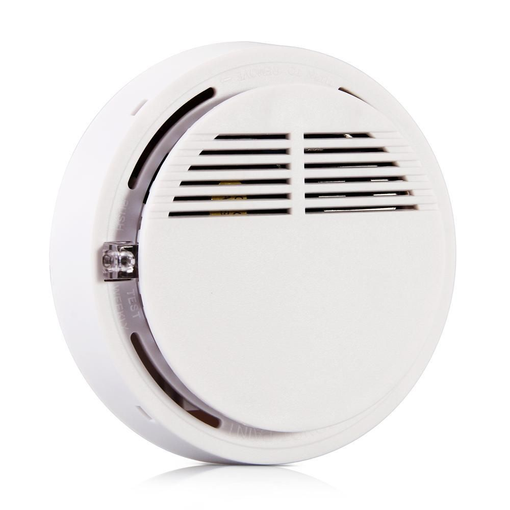 Access Control Accessories Smart Wireless 433mhz Alarm Security Smoke Fire Detector 85db Home Security System For Indoor Shop Smoke Alarm Sensor Access Control