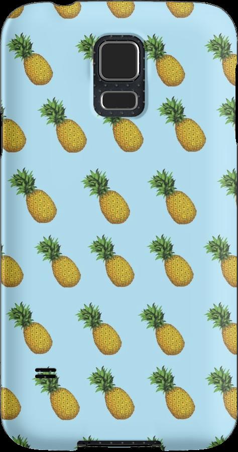 Pineapple Emoji Phone Case Case Skin For Samsung Galaxy By Dismal Emoji Phone Cases Pineapple Emoji Phone Cases