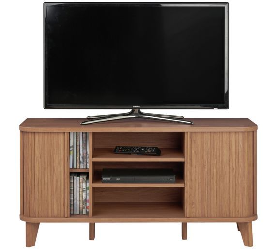 Buy Hygena Jabara 2 Door Low Sideboard TV Unit