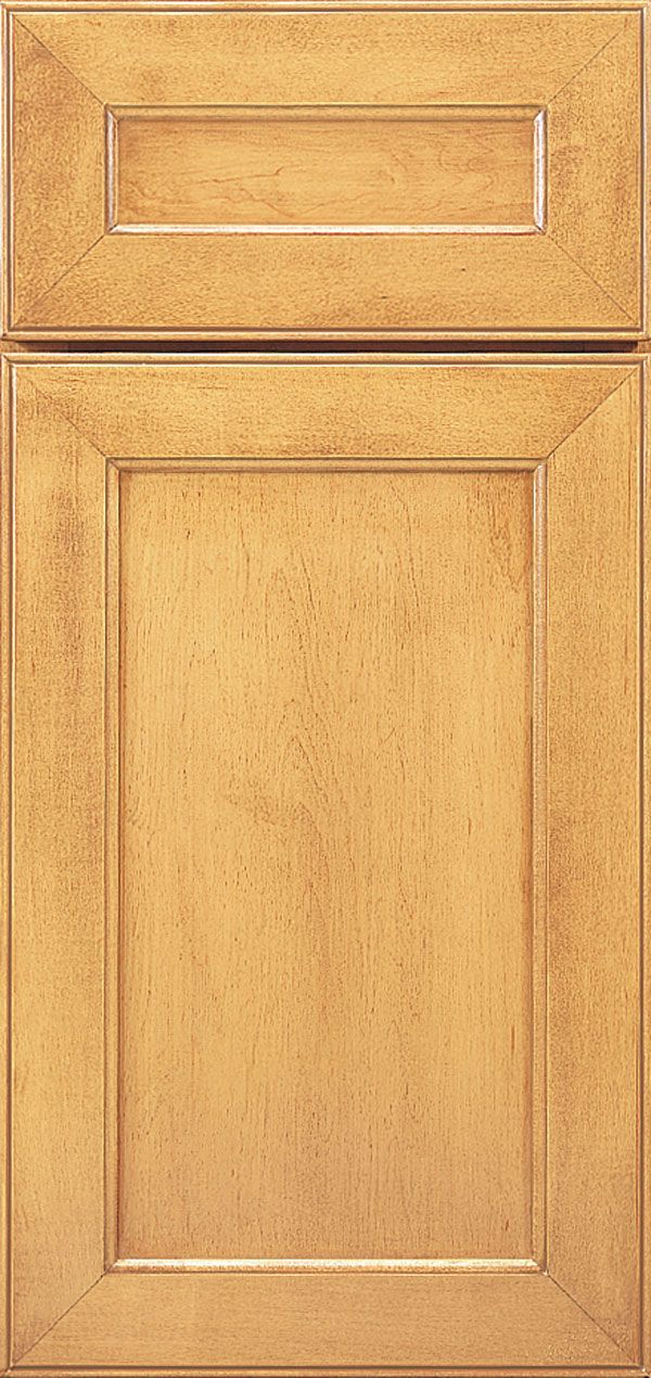 flat panel cabinet doors have a traditional style with timeless colonial charm