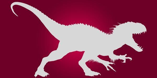 sombras de dinosaurios - Google Search