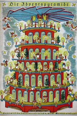 a colorful countdown to christmas german advent calendar on wall street journal online id=16299