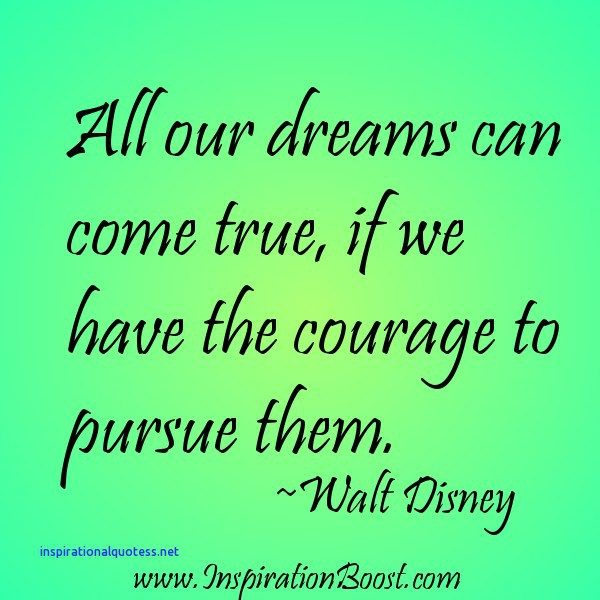 Walt Disney Inspirational Quotes 2019 The Year Of
