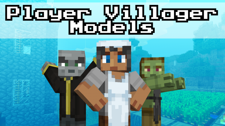 Player Villagers Resource Pack 1 12 2/1 11 2 Download