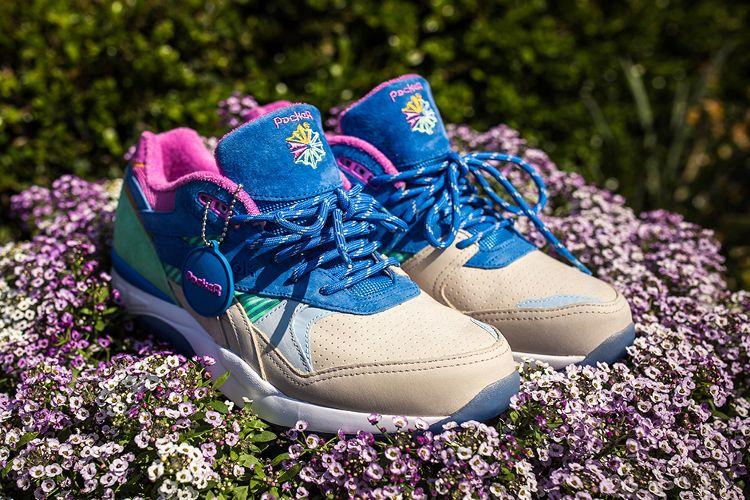 "56a2c30a47b5 Packer Shoes x Reebok Ventilator Supreme ""Spring"""