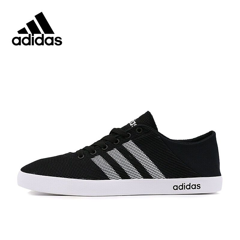 newest 78a85 e2644 Authentic New Arrival 2017 Adidas NEO Label EASY VULC Men s Skateboarding  Shoes Sneakers
