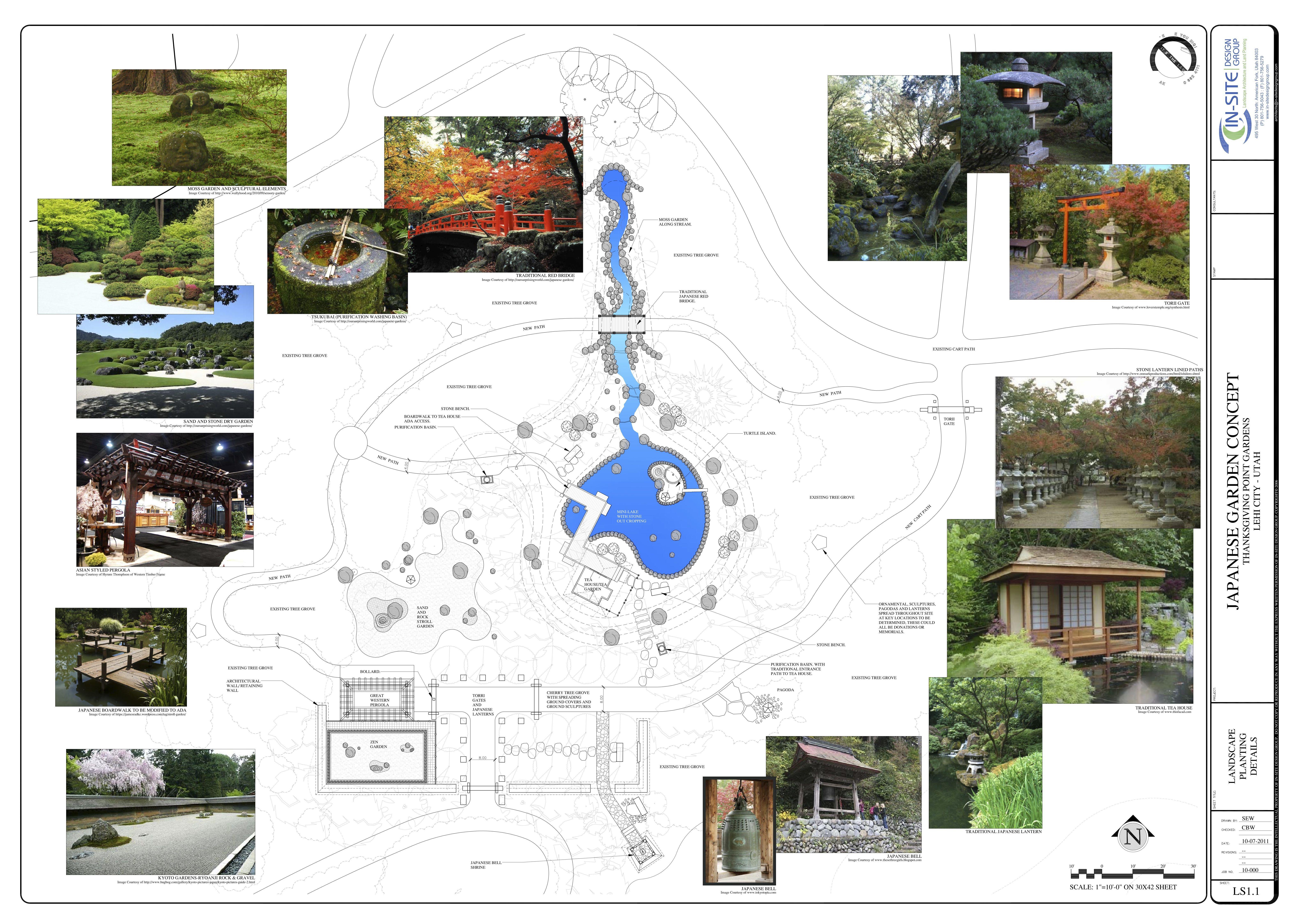 japanese timber frame plans | Japanese Gardens at Thanksgiving Point ...
