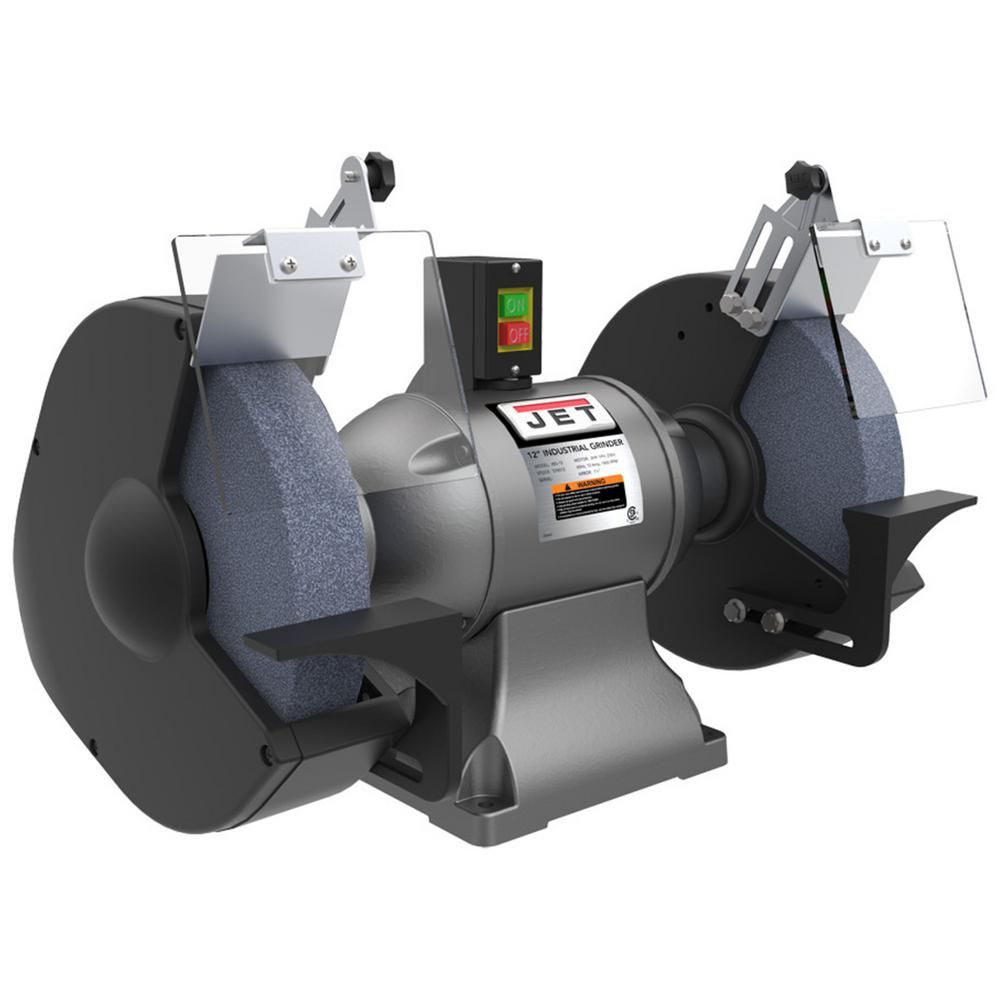 Prime Jet 12 In 2 Hp Industrial Bench Grinder Products In 2019 Ibusinesslaw Wood Chair Design Ideas Ibusinesslaworg