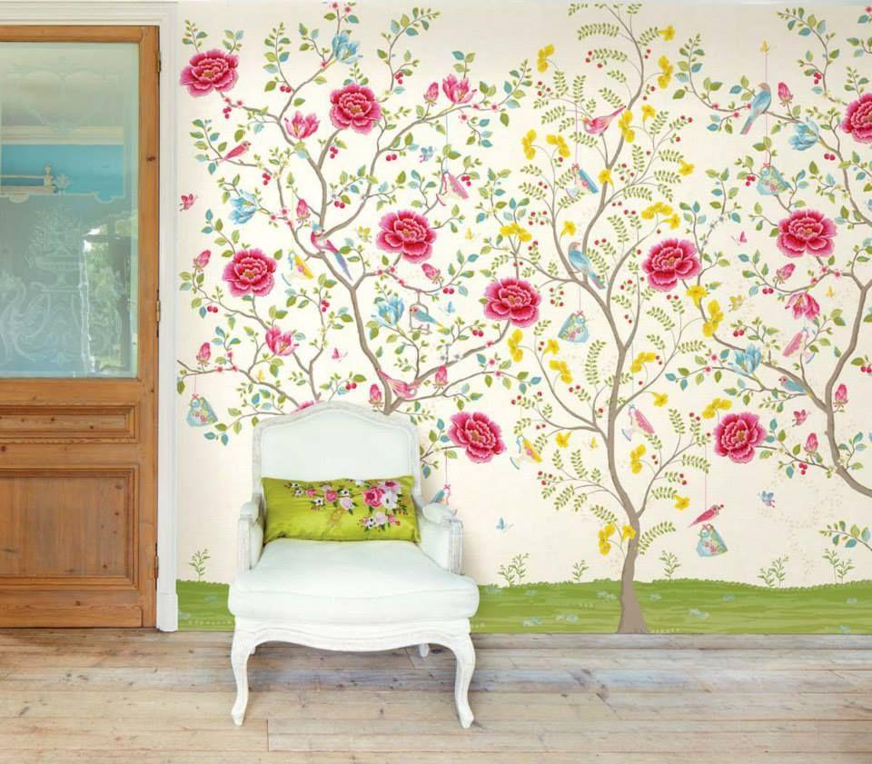 Papeles Decorativos Claro Lenceria Del Hogar House Decorations  ~ Papeles Decorativos Para Paredes