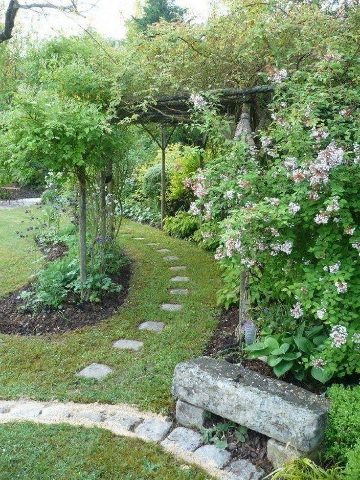 ✔52 schöne Hinterhofgarten-Designideen können für Ihre Gartenplanung 2 – Garten