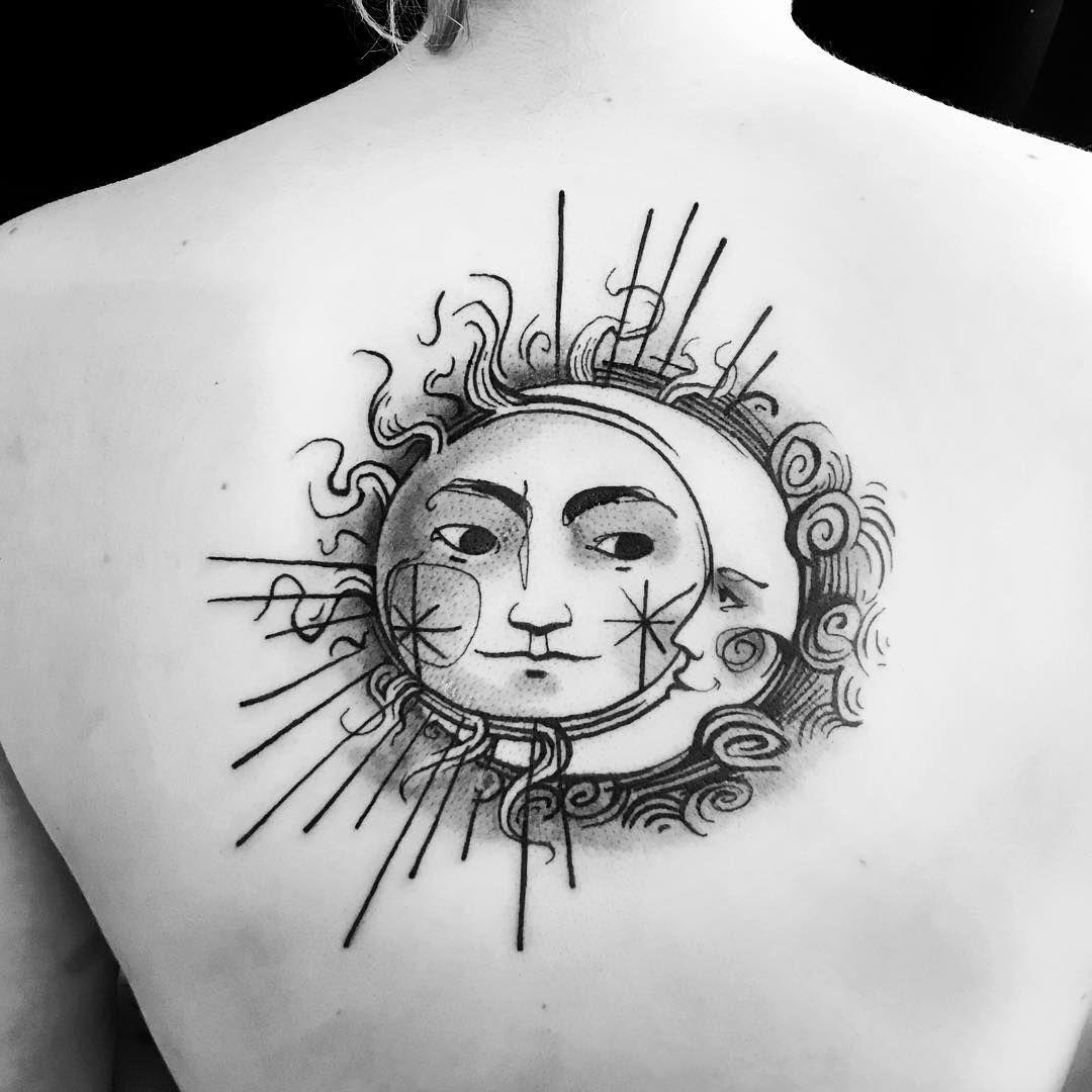 30 Blackwork Dark Tattoos By Lycalopex Dark Roses Tattoo Dark Tattoo Moon Sun Tattoo