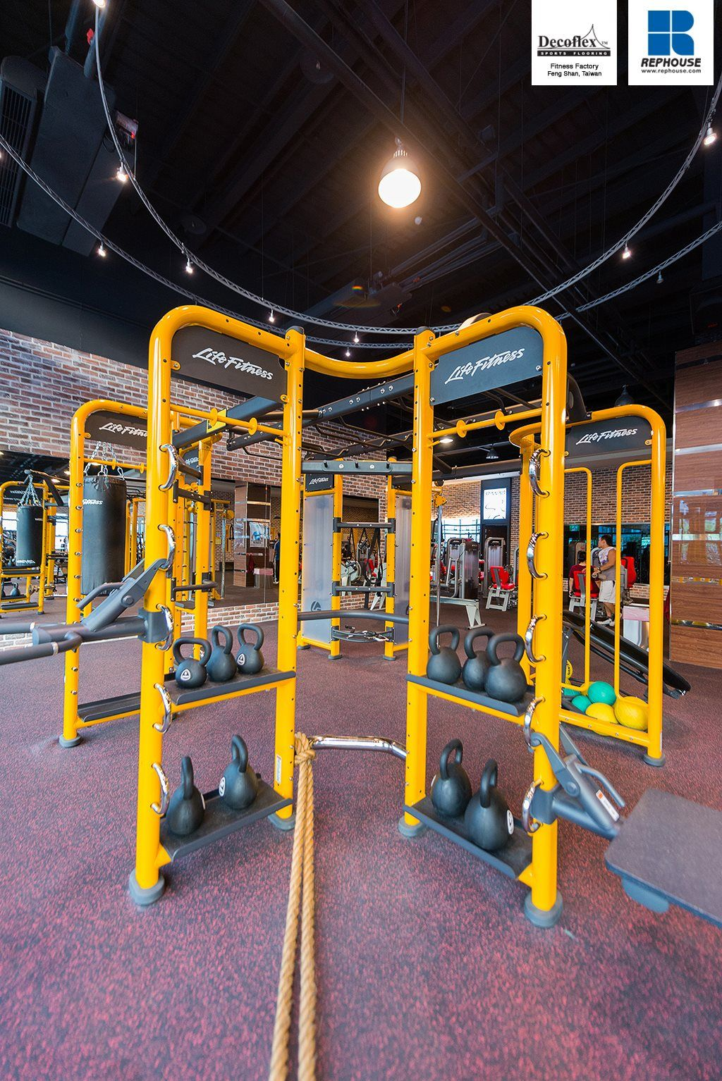 Neoflex 500 Series Fitness Flooring Fitness Factory