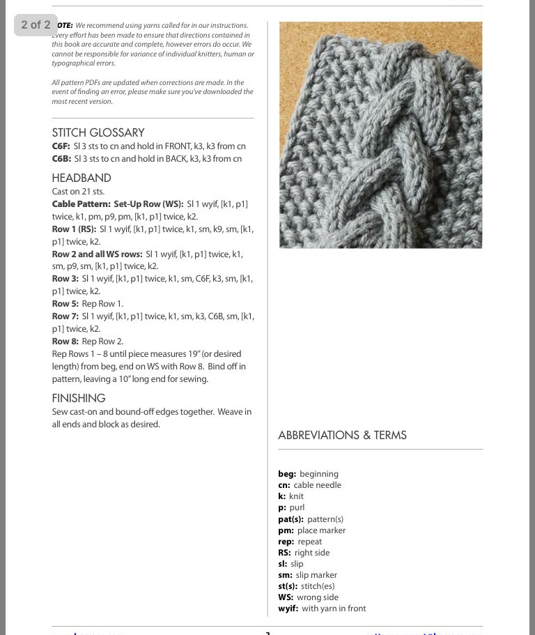 Pin by Janice McAlduff on Knitted headbands | Pinterest | Knitted ...
