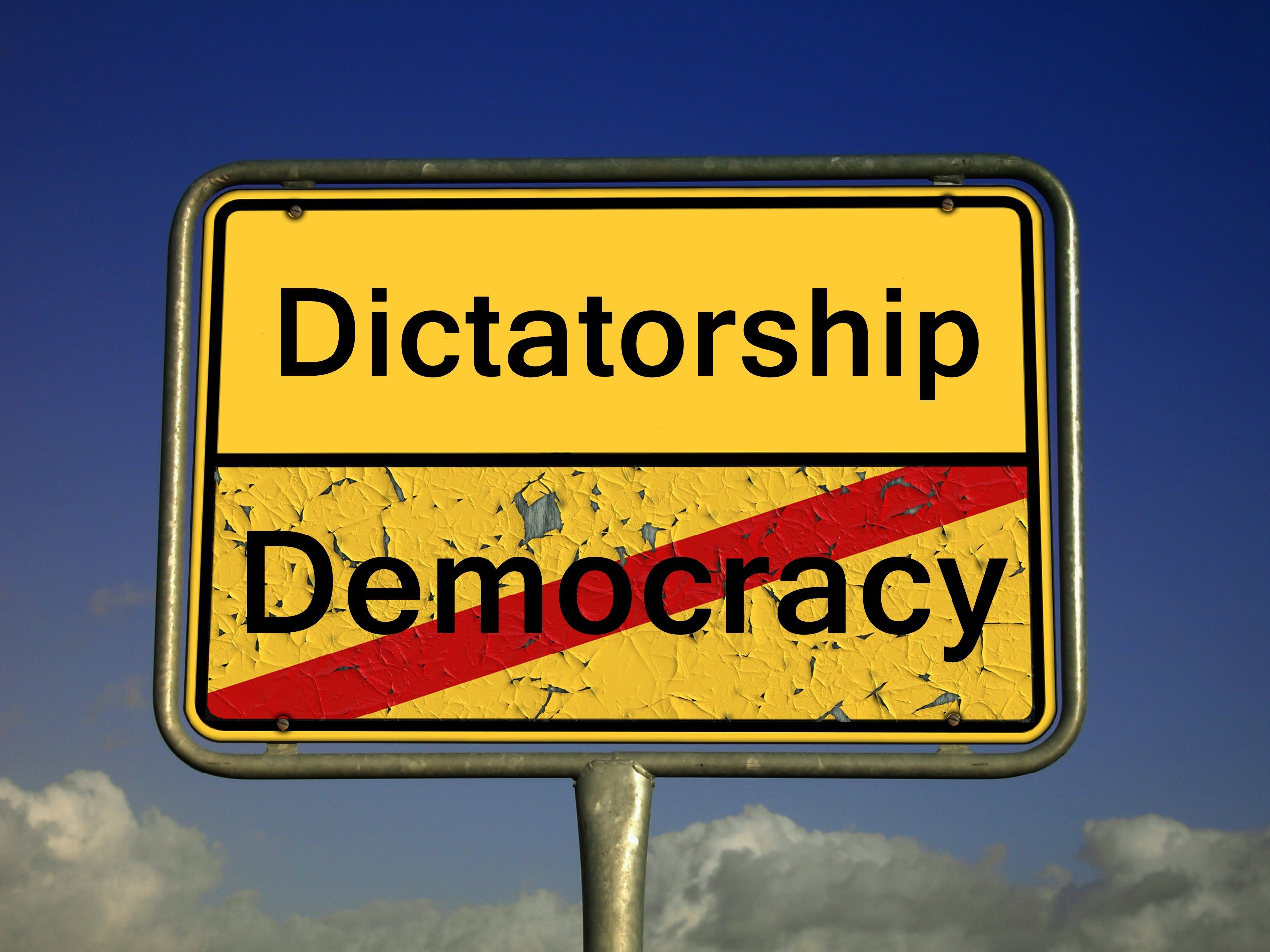 Is Dictatorship Better Than Democracy