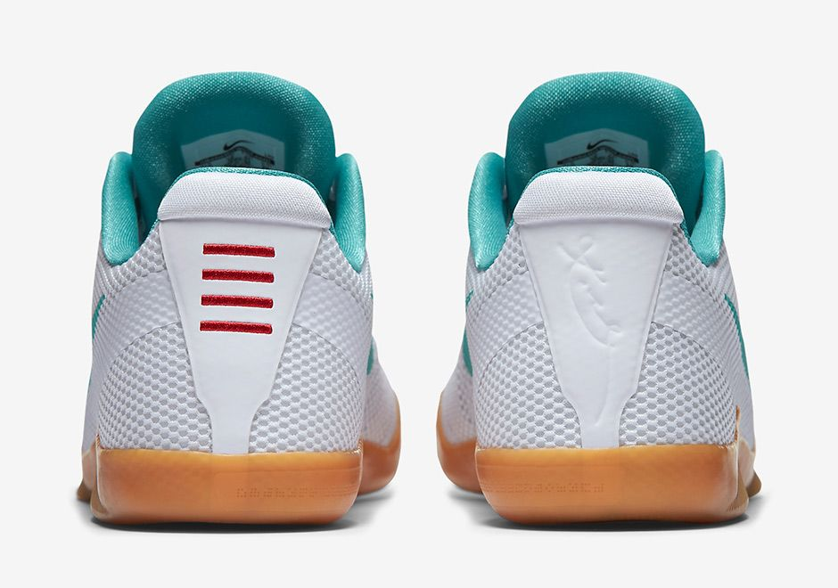 """The Nike Kobe 11 """"Summer Pack"""" Takes A Spin On Italian Colors Page 2 of 2…"""