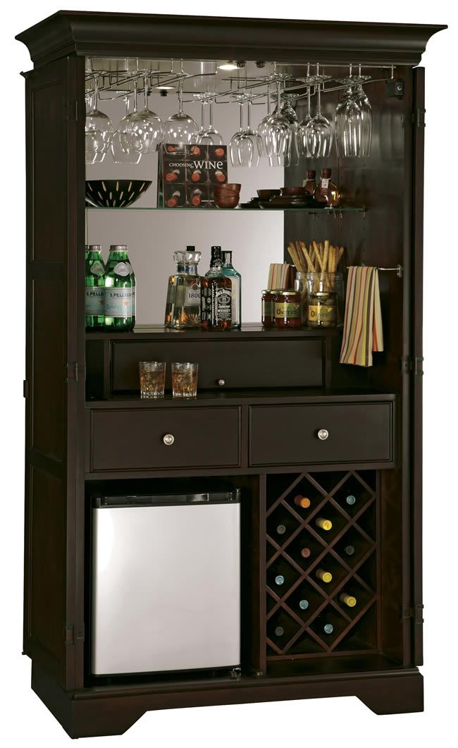 Best 695104 Howard Miller Win And Bar Cabinets Home Bar 640 x 480