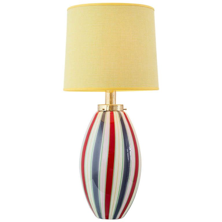 Ercole Barovier Table Lamp