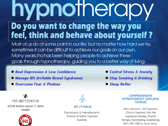 Comprehensive Hypnotherapy DIPLOMA COURSE | Hypnotherapy to