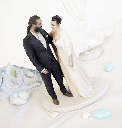 polyprint workshopFigurine de mariage scanné et imprimer en 3D et en