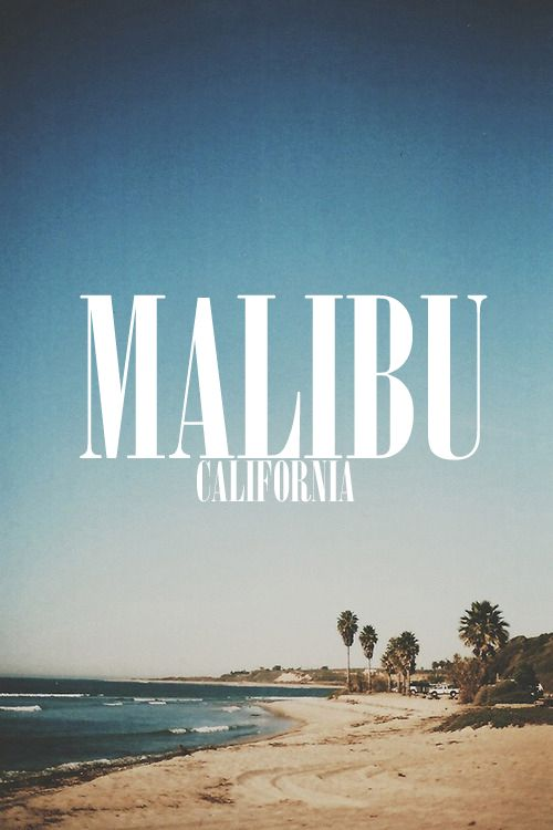 Malibu, Los Angeles USA