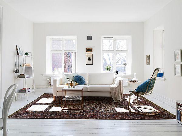 gostinaya-v-stile-minimalizm-1 Мебель и интерьер Pinterest