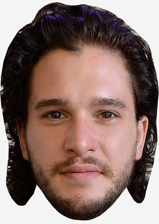 Jon Snow Face Mask Kit Harington In