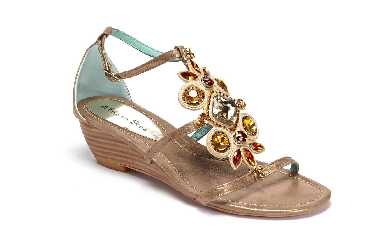 18b50ed0 Resultado de imagen para sandalias con piedras | accesorios ...